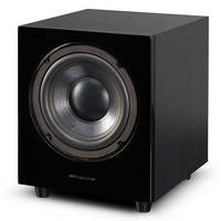 WHARFEDALE - Subwoofer WH-D8 CZARNY